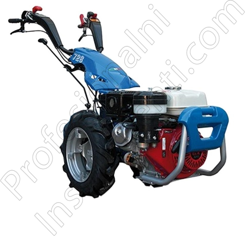BCS - Мотоблок  BCS 728 PowerSafe 7.5pH diesel